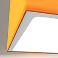 Lampenschirm Rechteckig 150-500 Blende