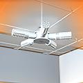 Lampenschirm Rechteckig Elektrik 900-1150